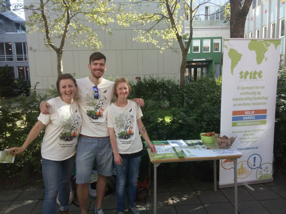 Do you want to be part of a colourful environmental project?